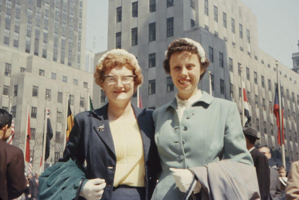 vintage friendship photo
