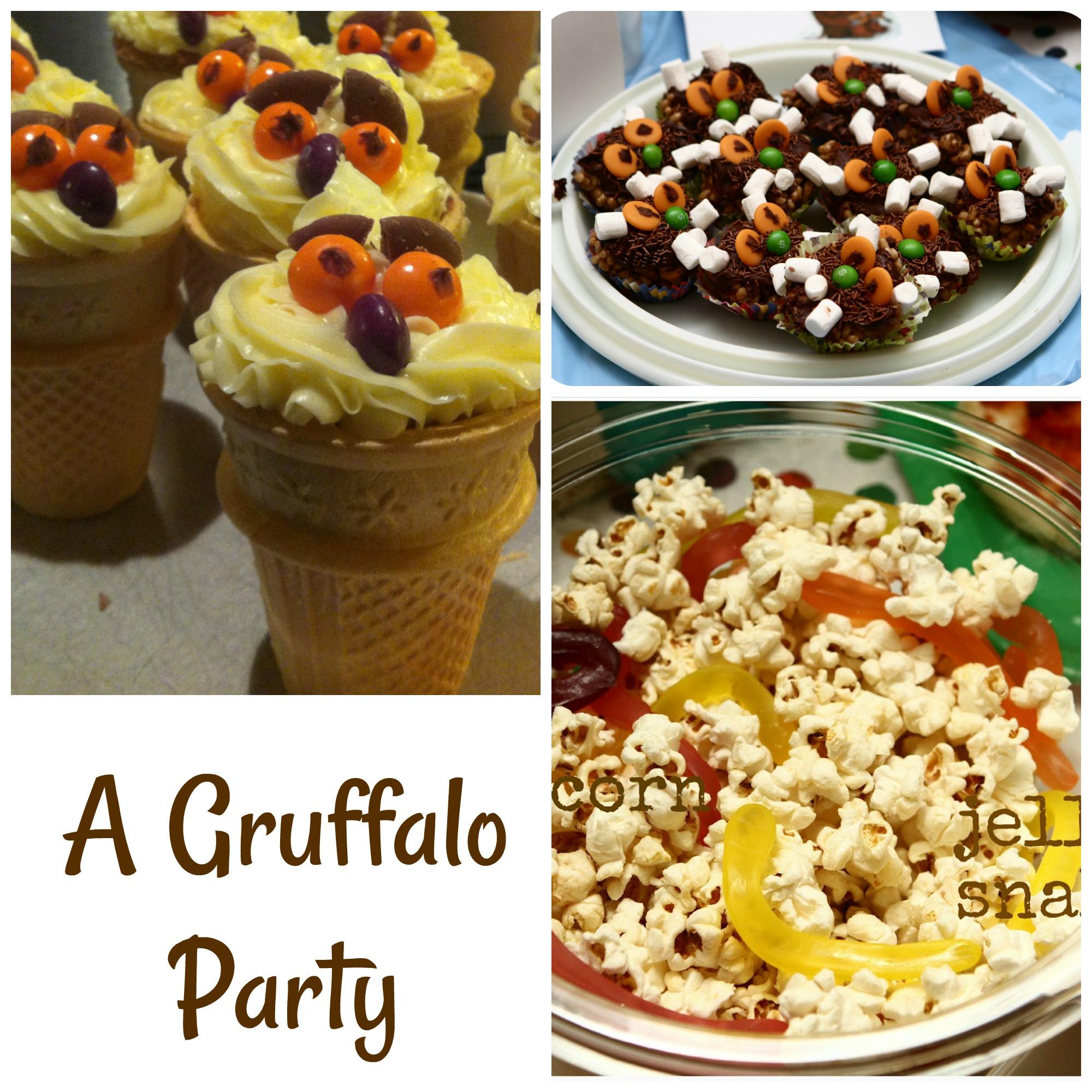 Gruffalo Party Food Ideas