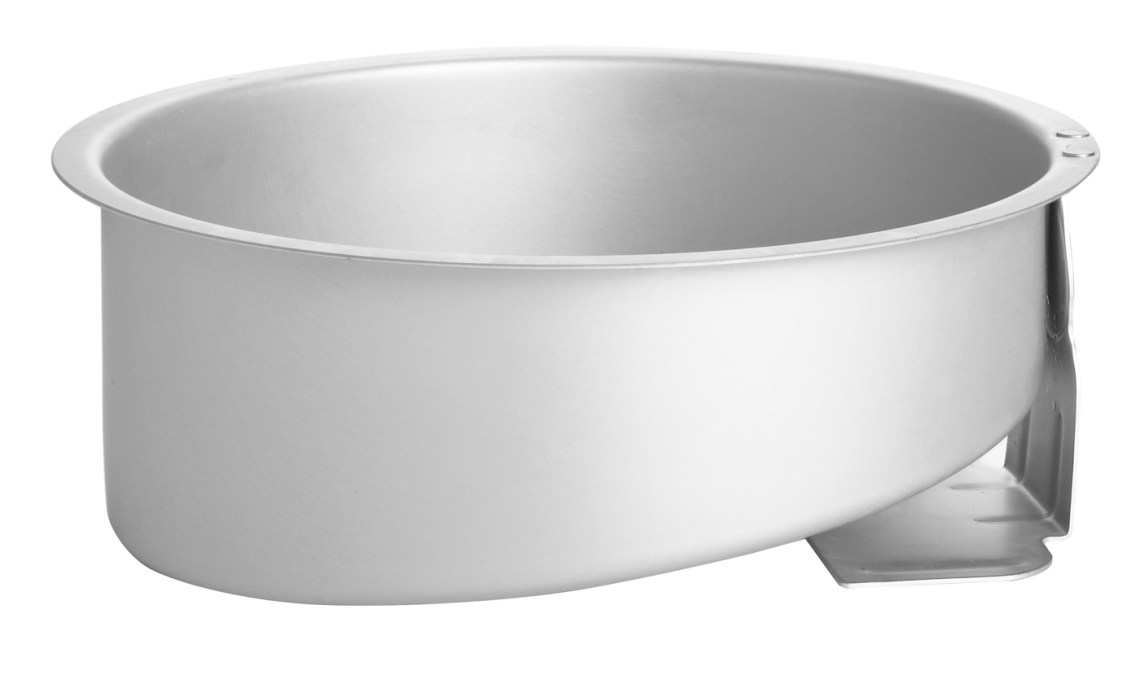 Exclusive Medium Round Tospy Turvy Cake Pan, Ref
