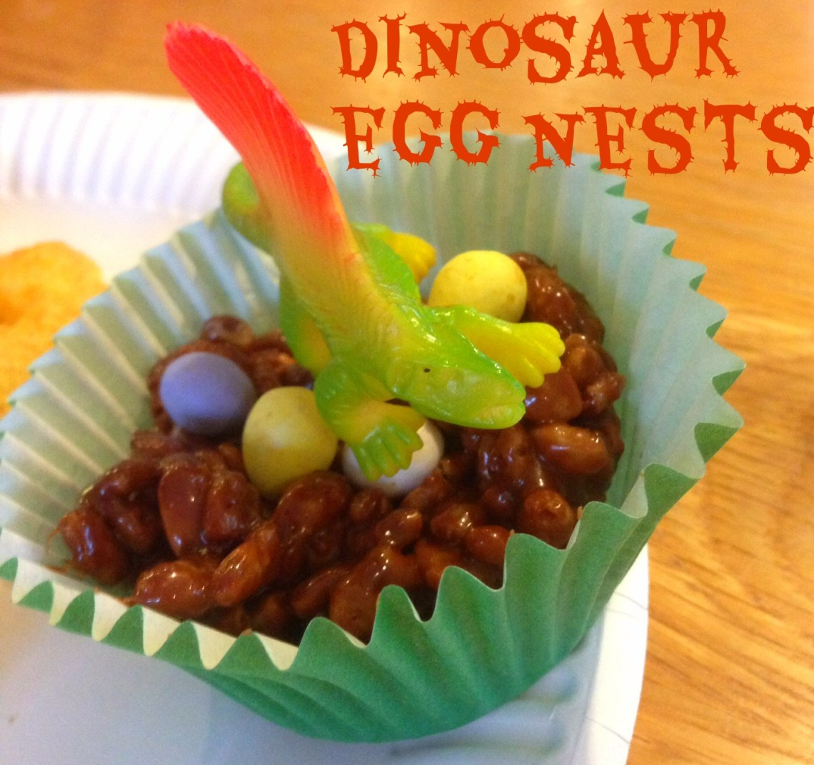 dinosaur egg nests