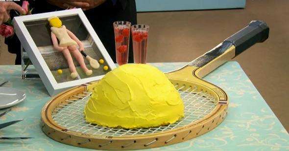 tenniscake