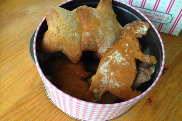Gingerbread Cookies – Baking With Kids