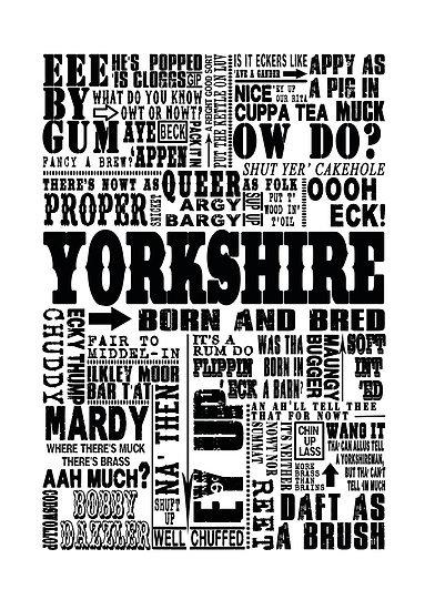 yorkshire sayings