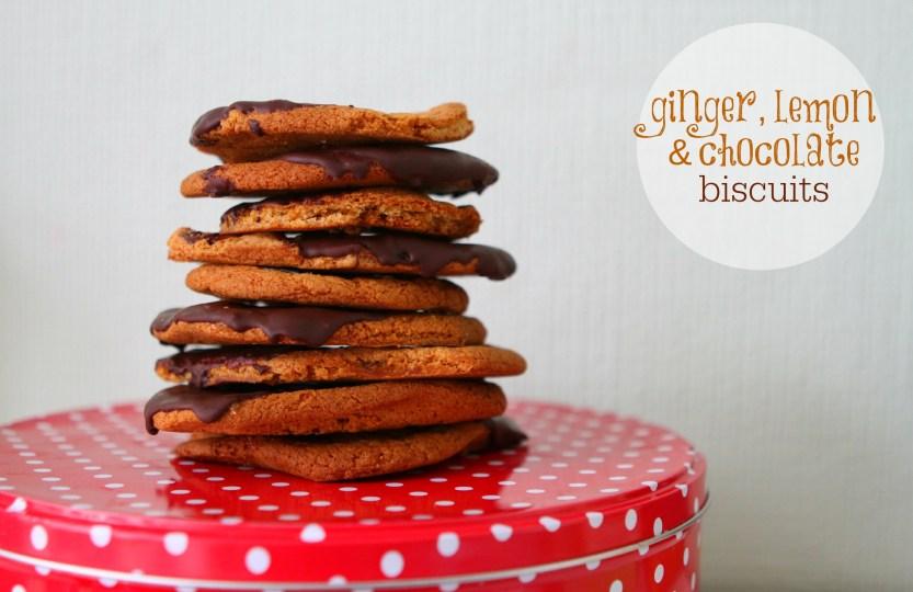 Week 2 - Biscuits