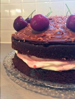 bforest cake
