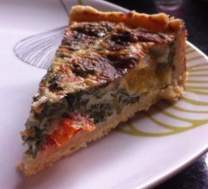 fodmap quiche