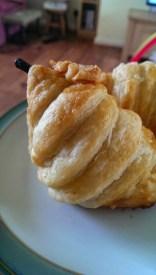 mini pear pies beckie
