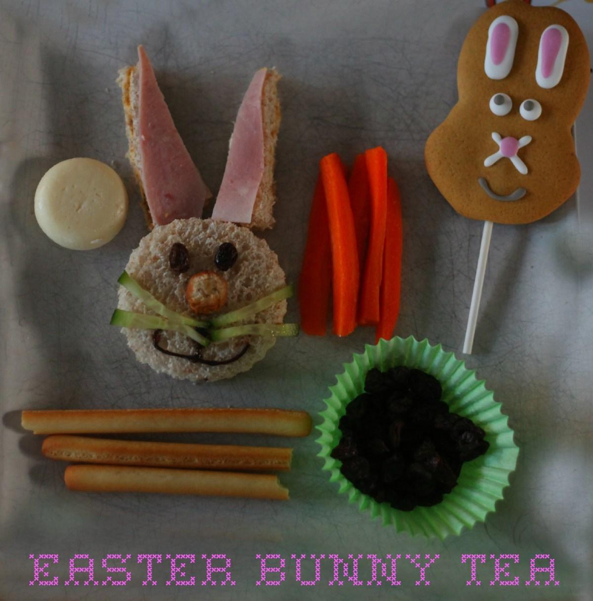 Easter Bunny Tea