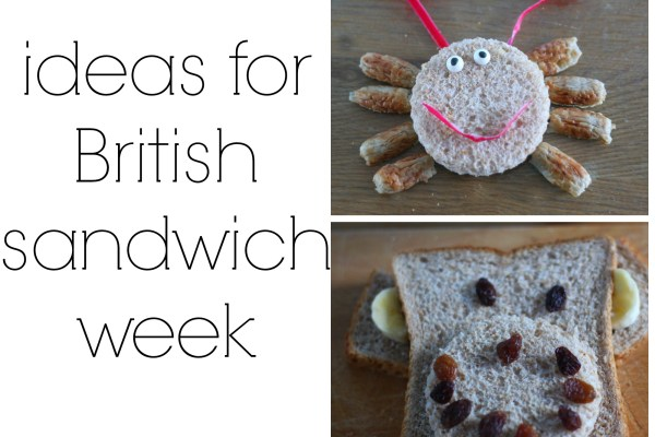 Ideas For British Sandwich Week (10th-17th May, 2015)