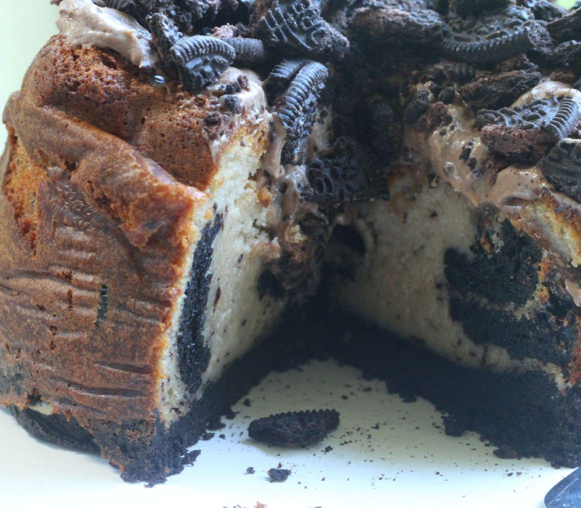 oreo cheesecake hideen