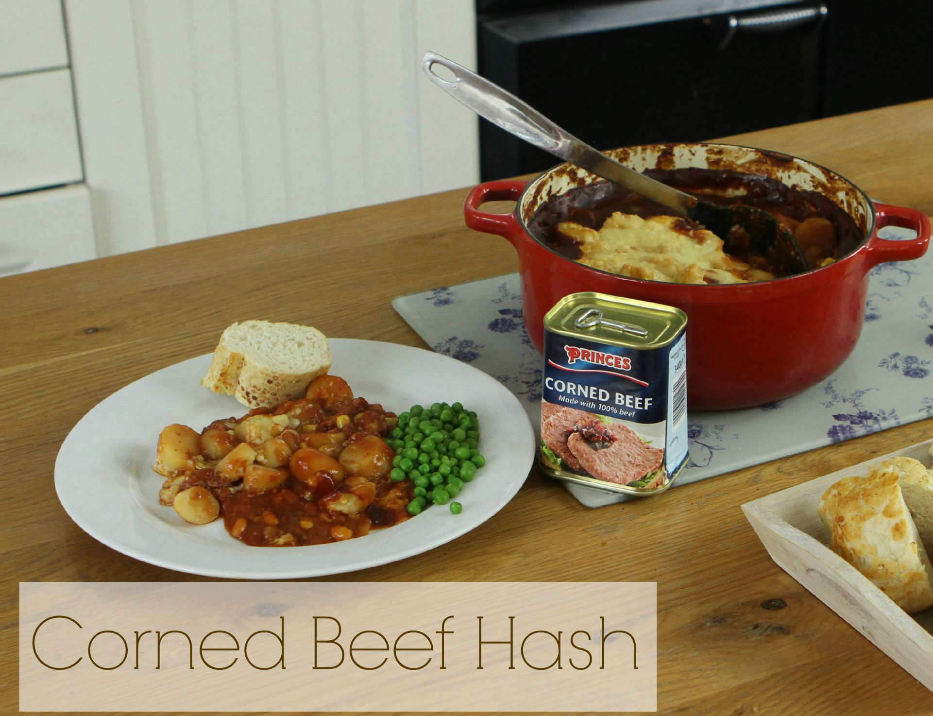how to make corned beef hash with canned corned beef