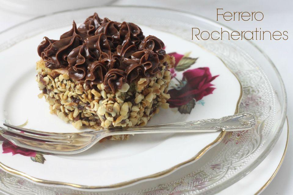 Ferrero Rocheratines #GBBOBloggers2015