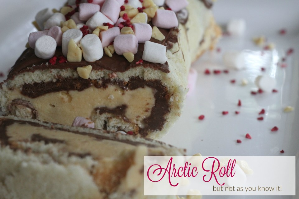 Arctic Roll but not as you know it!
