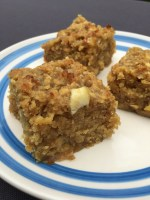 Soreen Squidgy Toffee & Apple Flapjacks
