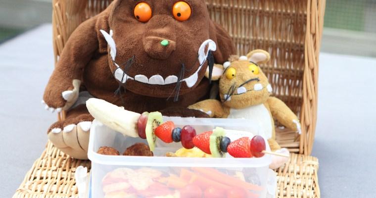 Gruffalo Themed Packed Lunch (#AddApplewood)