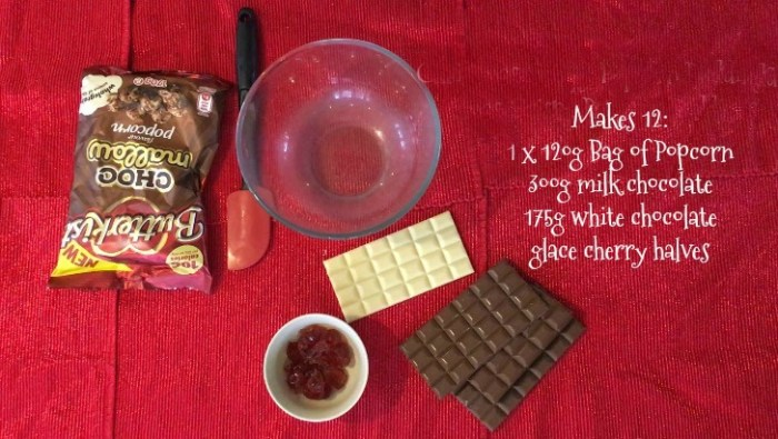 christmas-popcorn-pudding-cakes-ingredients