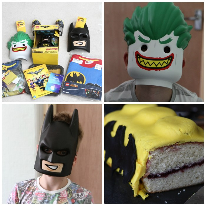 LEGO Batman Movie Party Food Ideas