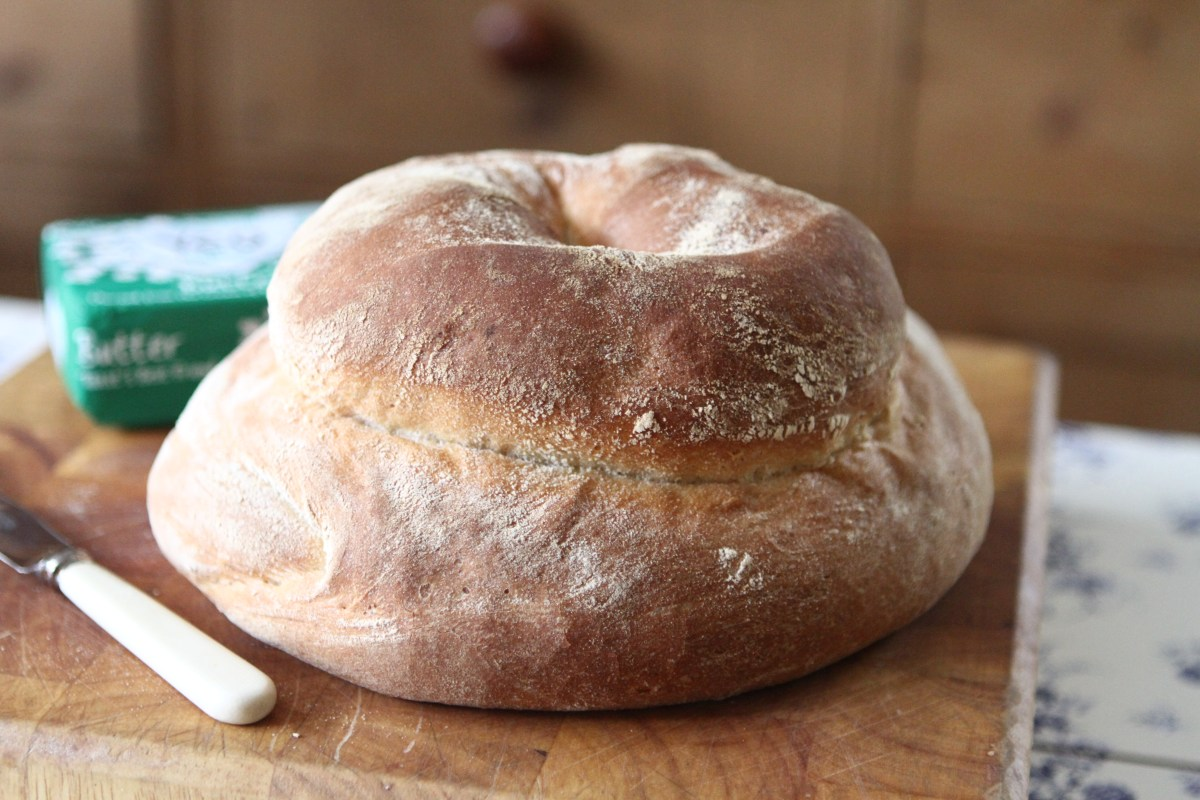 Cottage Loaf Recipe