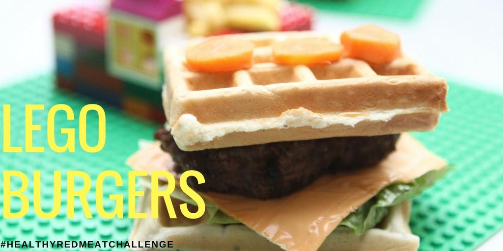 Lego Burgers - mummy mishaps