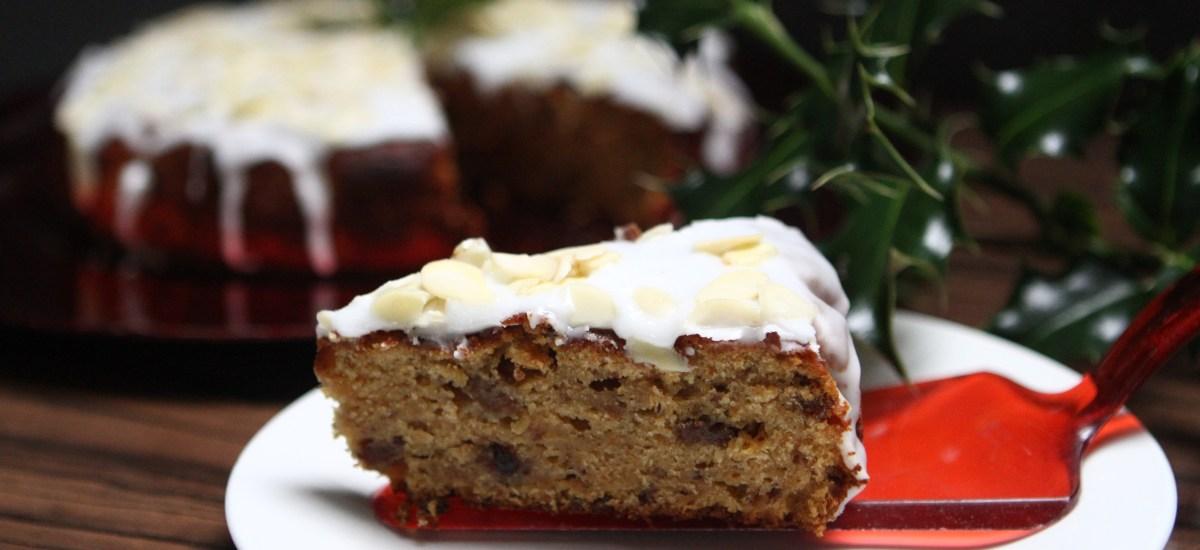 Mincemeat Christmas Cake