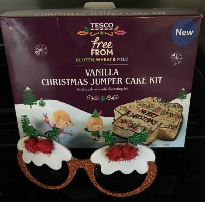 Christmas Jumper Cake Bake Off #everyoneswelcome