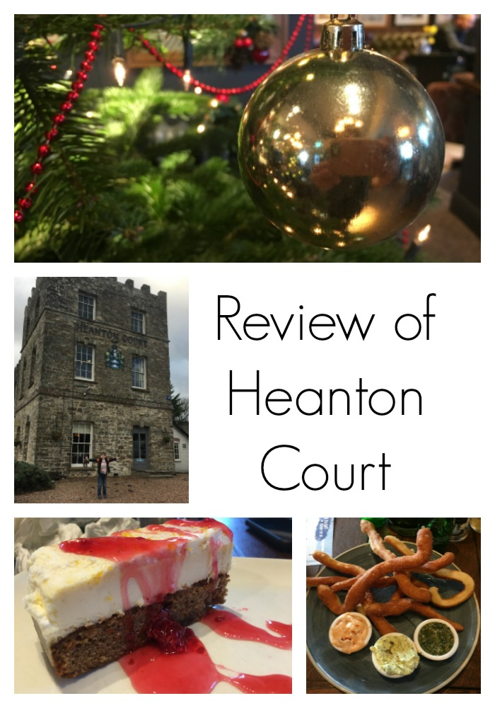 Heanton Court Inn – A review