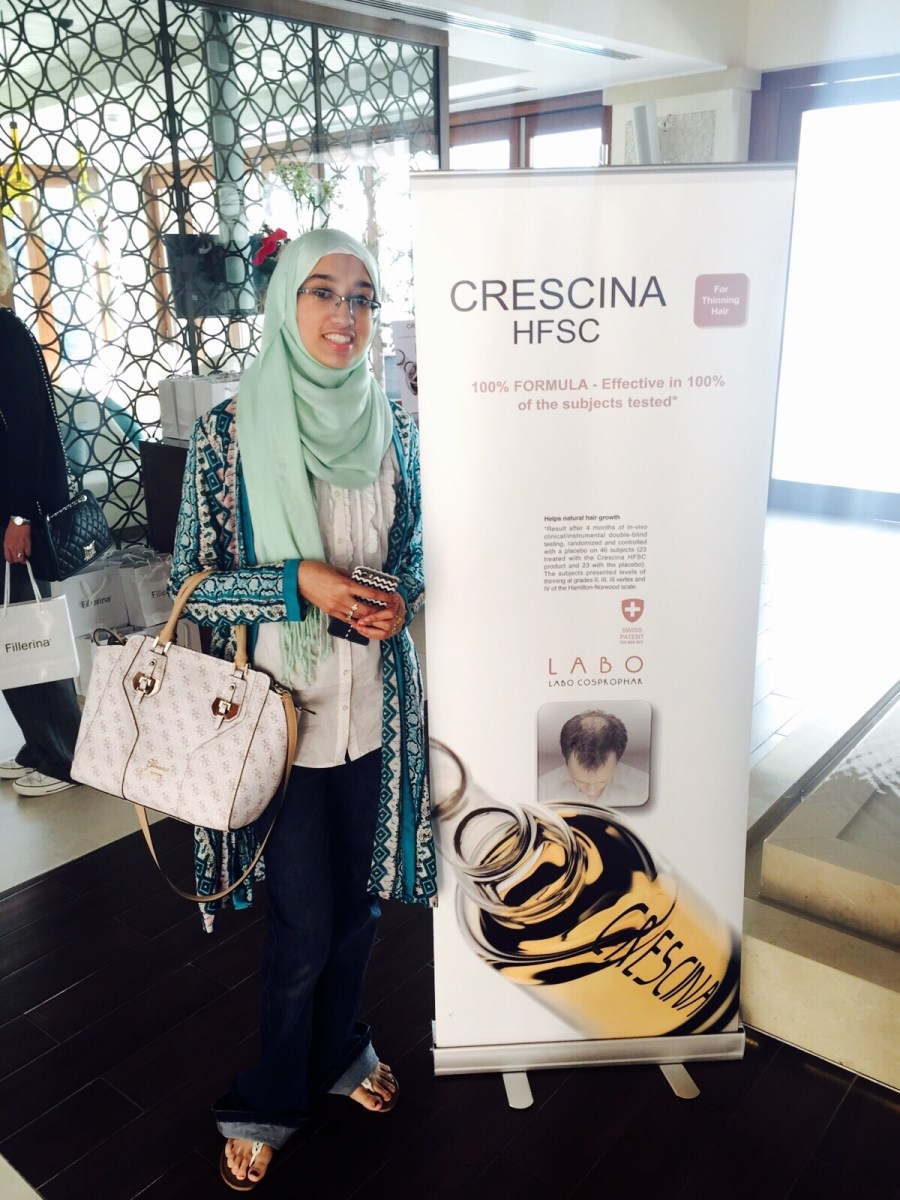 Crescina and Fillerina launch event...