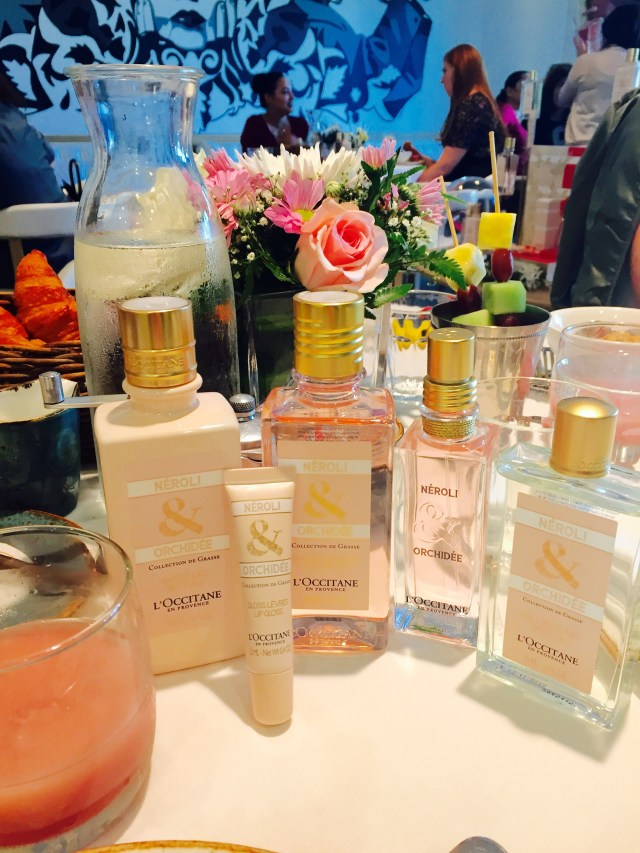 loccitane launch