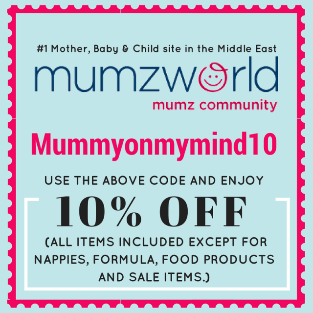 Grab button for MUMZWORLD