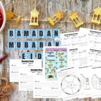 Free Ramadan Printables 2021...
