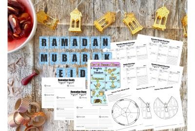 Ramadan Printable mummyonmymind