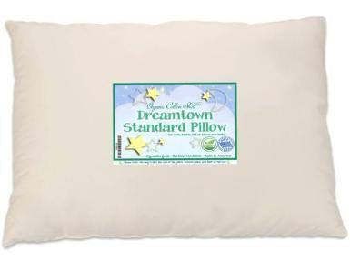 Kids Standard Size Pillow