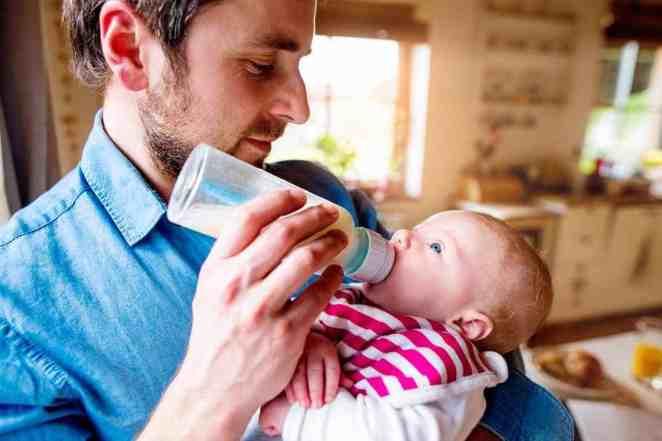 Cold milk vs Warm milk for Infants