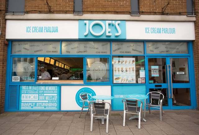 Joe's Ice Cream