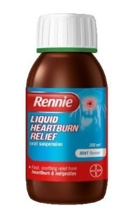Rennie Heartburn