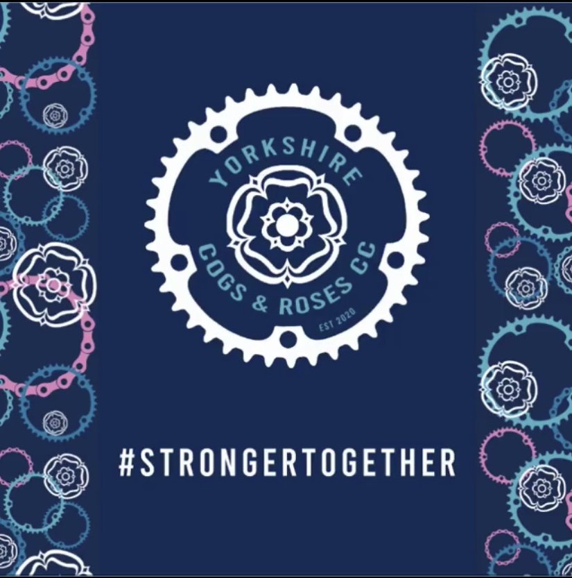 Cogs and Roses Cycling Club  emblam