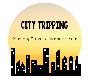 Mummy Travels City Tripping travel linky