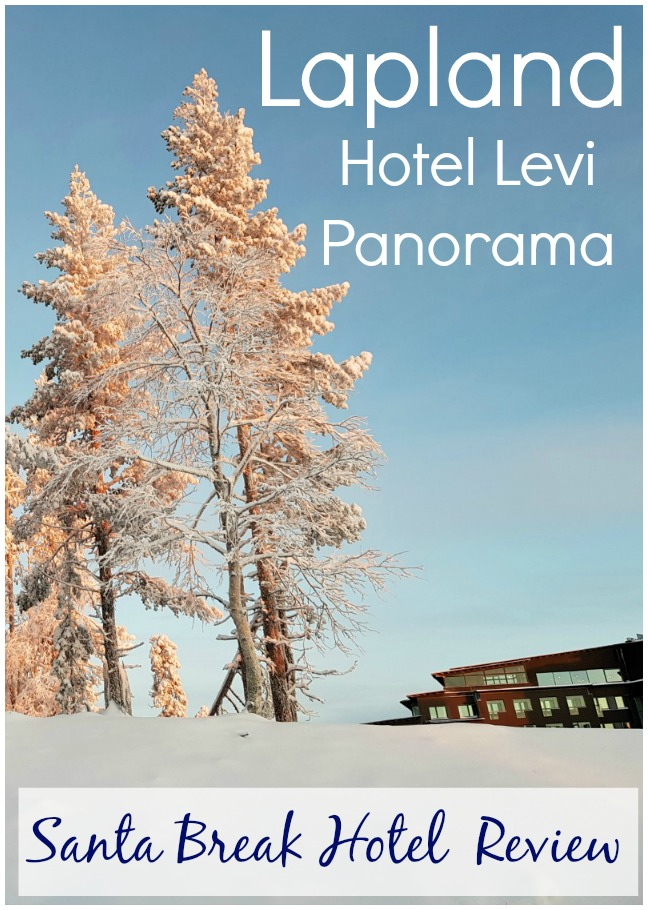 Hotel review: Levi Panorama, Lapland - mummytravels