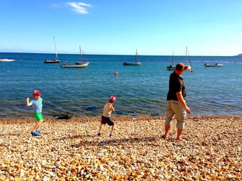 dad, boys, simple fun, mumof2. mum of 2. beach, #50things