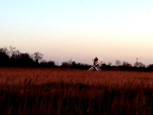 Wicken Fen, Windmill, Mumof2