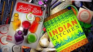 Book review, Indian recipes, juice bar, mumof2