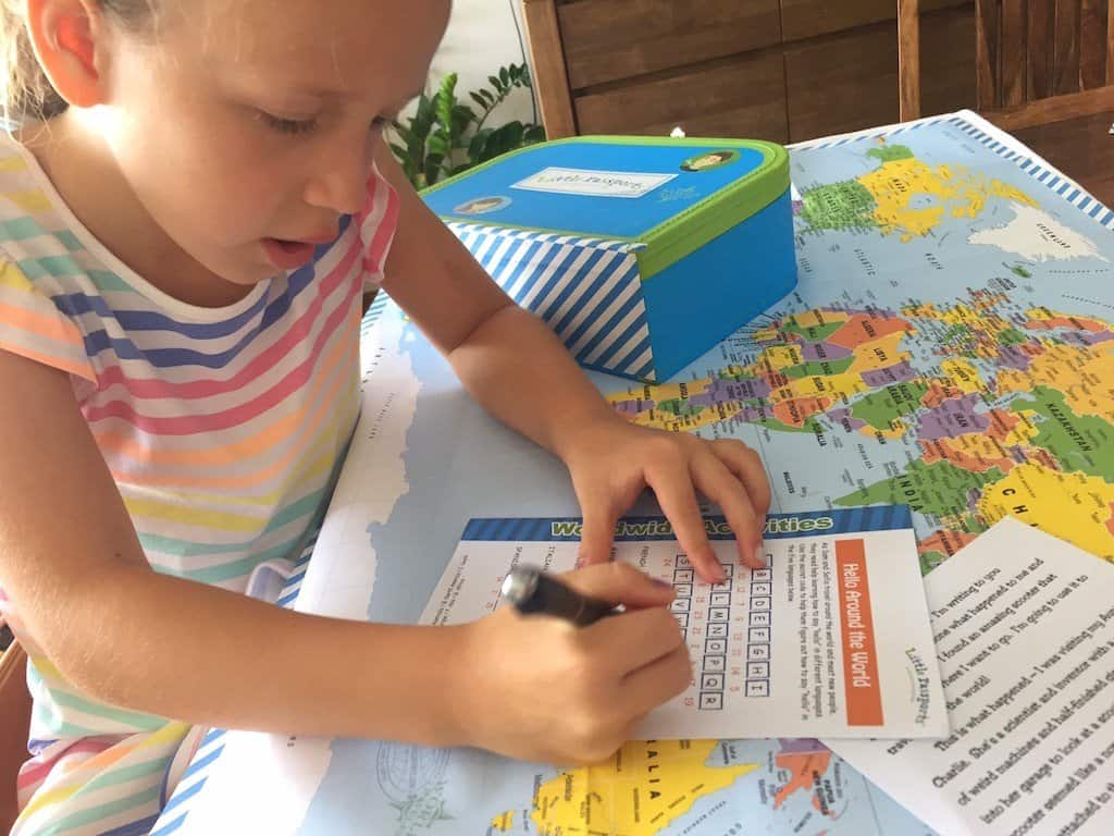 Product Review Little Passports