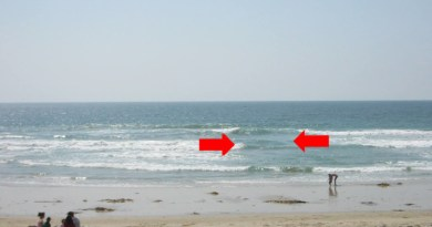 People Need To Be Aware Of What A Rip Current Looks Like