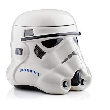 Star Wars Stormtrooper 3D Ceramic Cookie Jar
