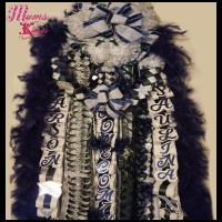 Triple Homecoming Mum