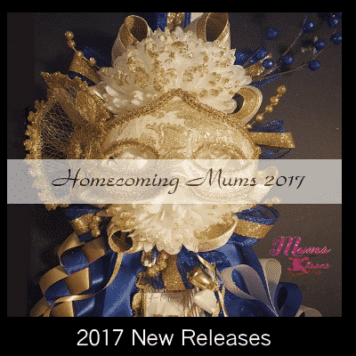Homecoming Mums 2017 - Themed Mums