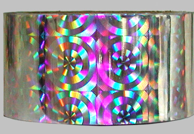 Halogram ribbon
