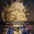 Themed Homecoming Mums