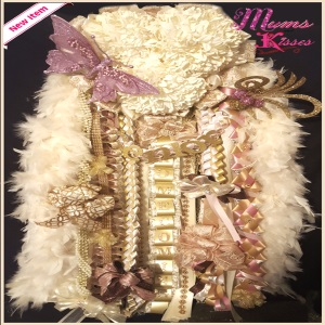Christmas Homecoming Mum.Limted Edition Shannon S Secret Homecoming Mum