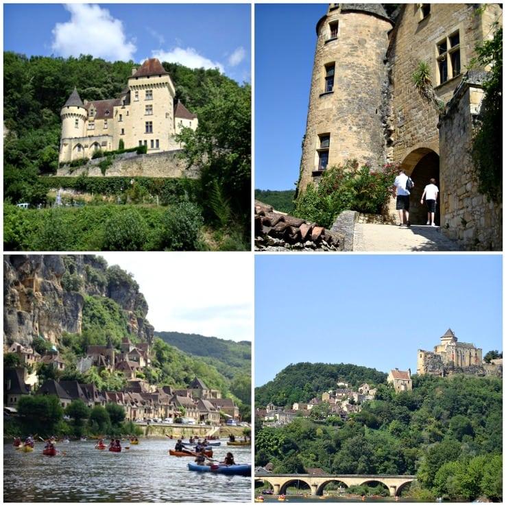 Dordogne La Roque Gageac